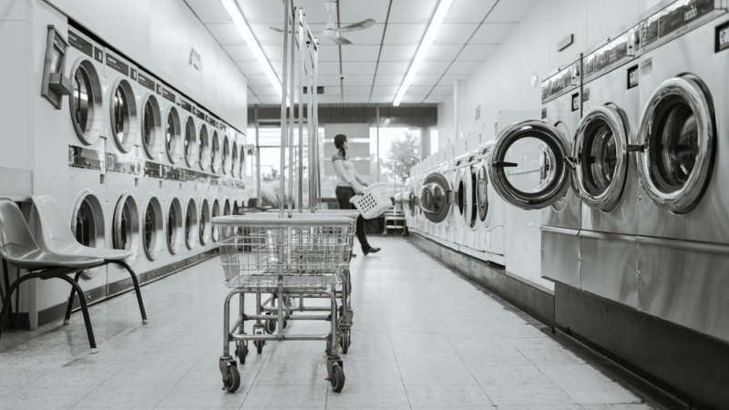 Wie man die Waschmaschine selber repariert