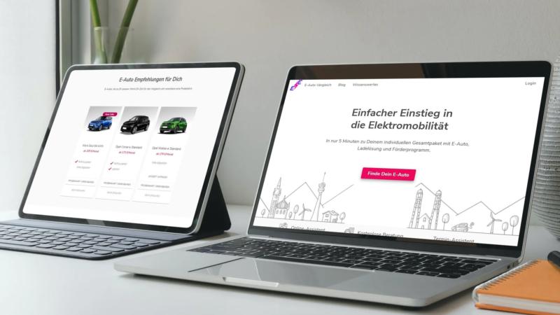 Münchner Start-Up Einfach E-Auto stellt KI-basierten Assistenten für E-Mobilität vor