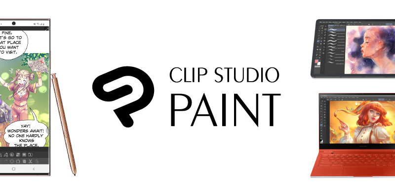 Veröffentlichung der Android-Version von CLIP STUDIO PAINT