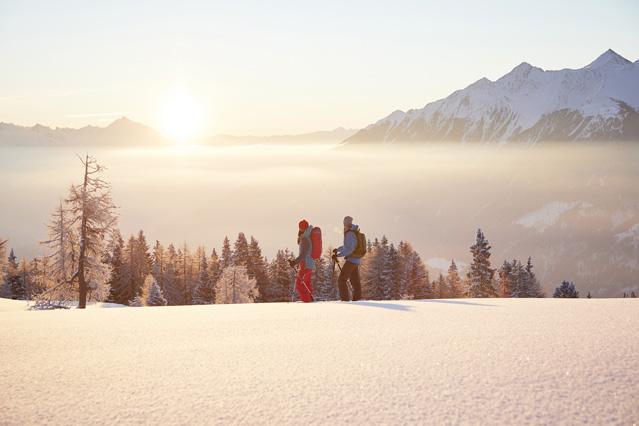 Sicher Winterwandern – Verbraucherfrage der Woche der ERGO Versicherung