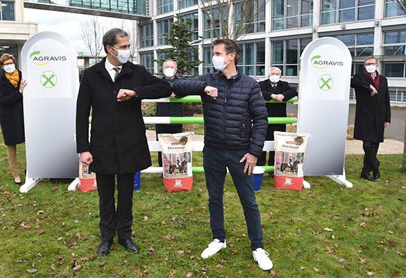 AGRAVIS-Cup Münster: AGRAVIS Raiffeisen AG wird Titelsponsor des Reitturniers in Münster