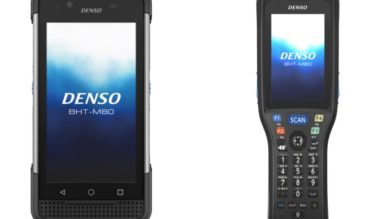 Ankündigung: DENSO launcht BHT-M60 und BHT-M80 Handhelds
