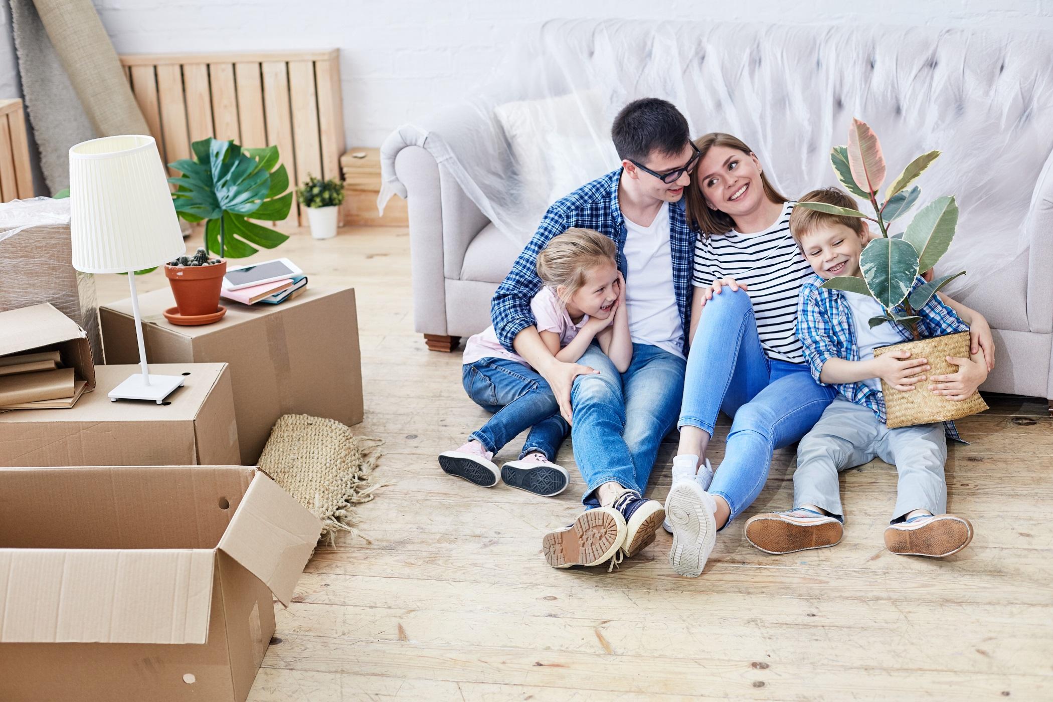 Entspannt umziehen – Beim Wohnungswechsel hilft eine Checkliste