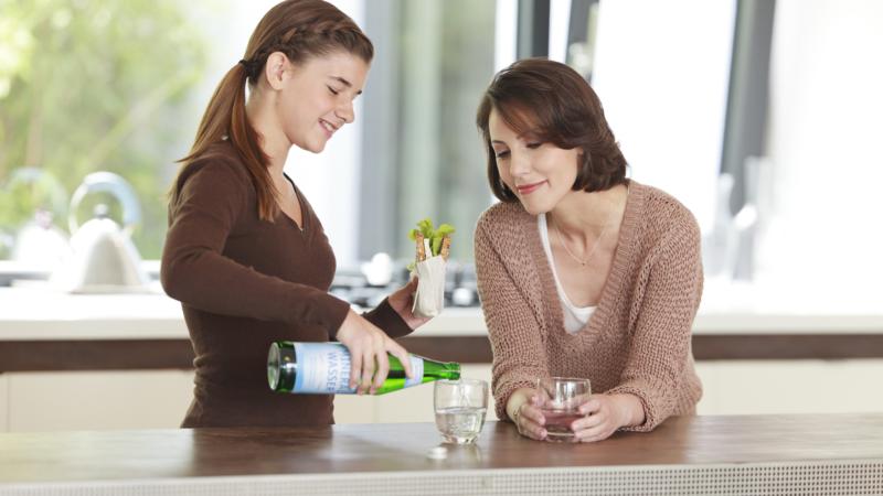 Damit Kinder genug trinken: Empfehlungen und Tipps