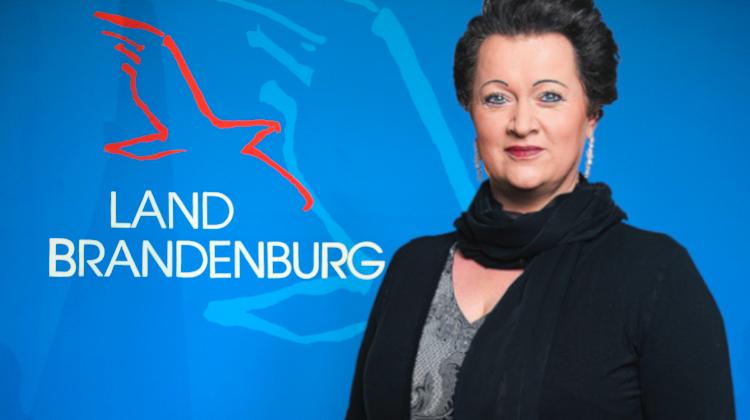 Birgit Bessin erhält als Landtagsabgeordnete den KNORKE-PREIS für mutige Aussage