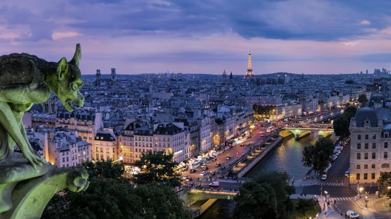 Paris-Domains: Paris – Stadt der Liebe und des Luxus