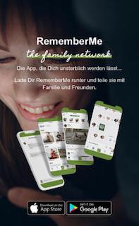 Deutschlands erste Social-Media App: RememberMe