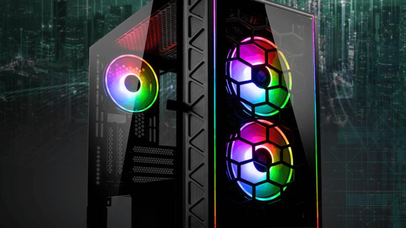 NEU: Kolink Citadel Glass SE Case + Inspire L1 und L2