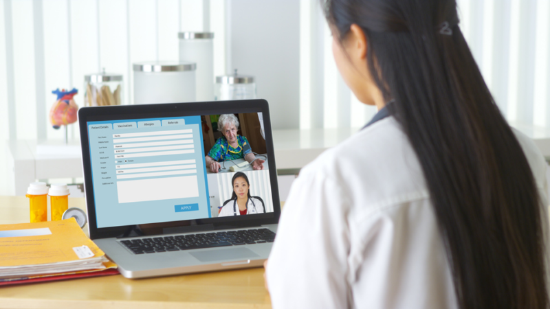 Videokommunikation: Hochskalierbare Telemedizin-Lösung