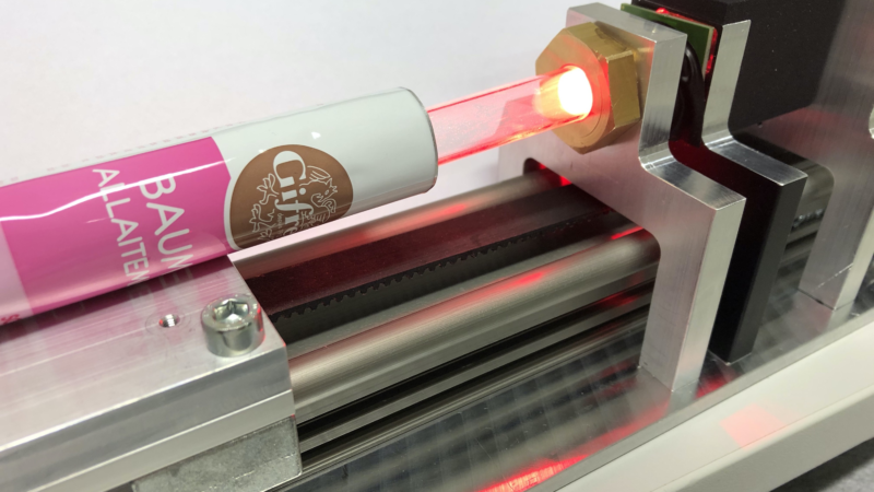 BoroCIS: World innovation from Tichawa Vision makes automated tube inside inspection real!