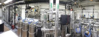 Hydrogen for an Annealing Furnace