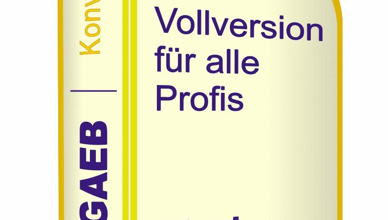 GAEB-Formate und deren Unterschiede
