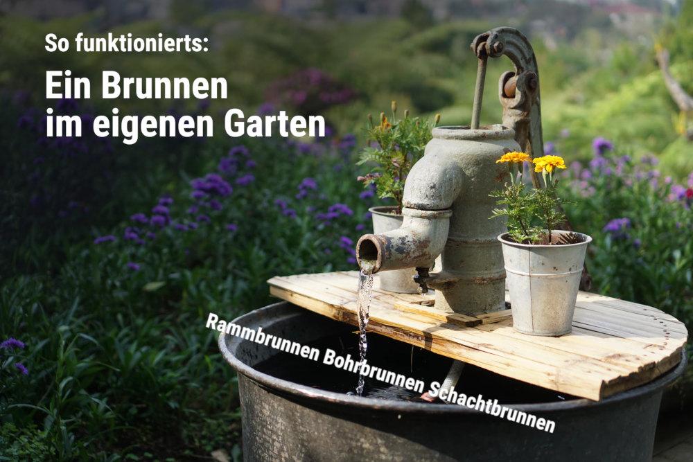 Ratgeber zur Regenwasserversickerung auf dem eigenen Grundstück
