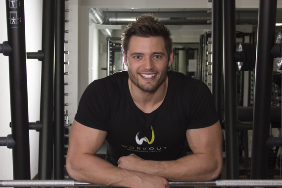 Daniel Zangerl, Personal-Trainer – fordert Öffnung aller Studios österreichweit
