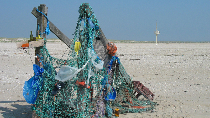 """Saubere Umwelt: Texel wird als erste Nordseeinsel """"Plastic Smart"""""""
