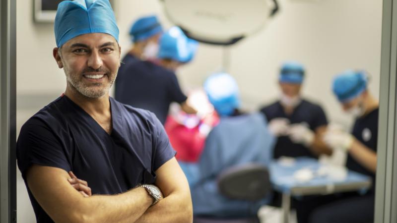 Innovation bei der Haartransplantation