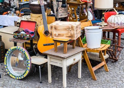 Entrümpelung, Haushaltsauflösung und Entsorgung in Augsburg