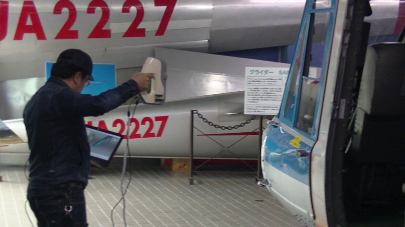 3D-Scanner von Artec 3D beschleunigen Umbauarbeiten an Hubschraubern für hochgradig spezialisierte Einsätze