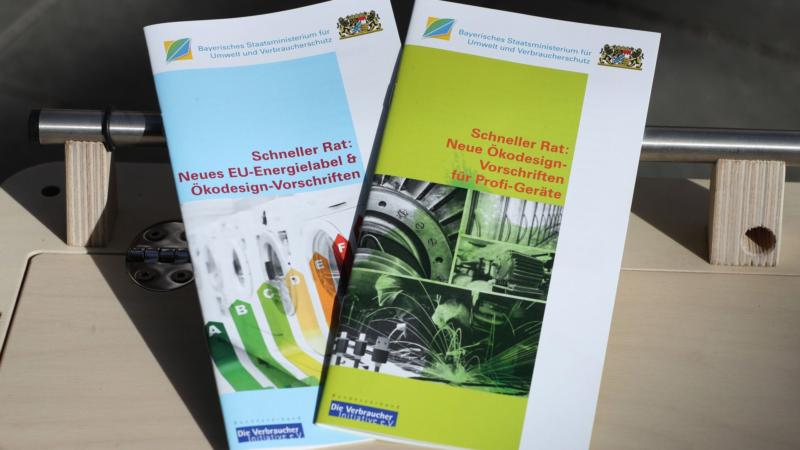 Schneller Rat: Neues EU-Energielabel & Ökodesign-Verordnungen