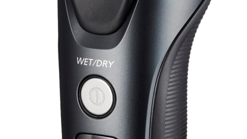 Für stylische Akzente: Der Panasonic Rasierer ES-LT68 bietet die perfekte Rasur in modernem Design