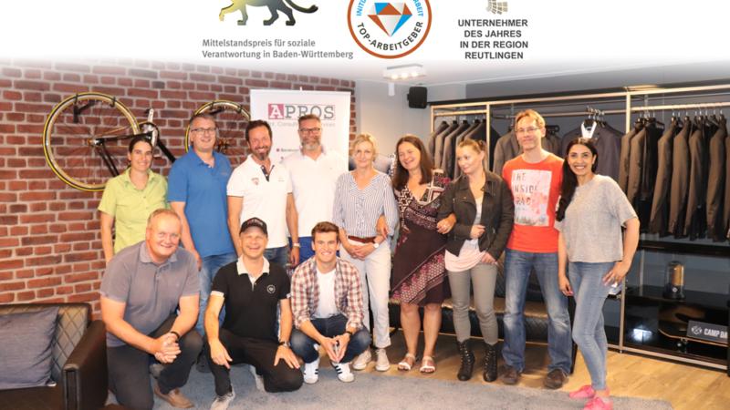 Reutlingen. Unternehmensberatung und Agentur APROS Consulting und Services GmbH feiert ihr 20-jaehriges Bestehen