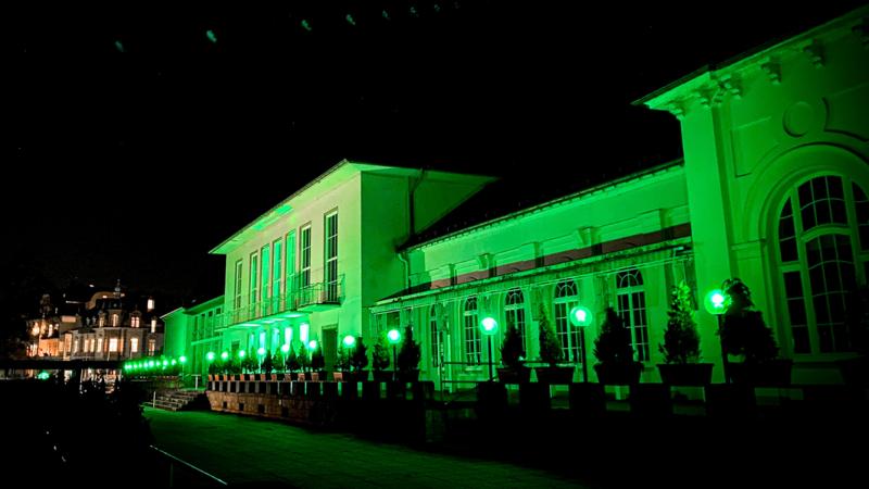 Dolce by Wyndham Bad Nauheim: Grünes Licht und gedeckter Tisch – doch immer noch ohne Gäste