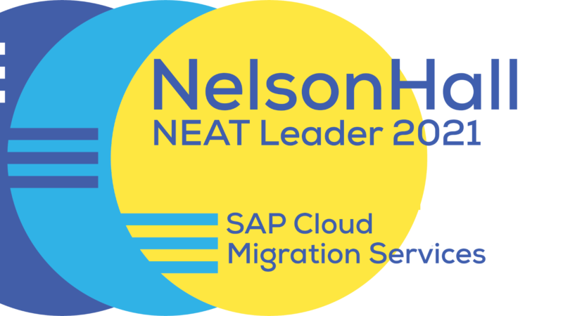 NTT DATA Named a Leader in SAP Cloud Migration Report by NelsonHall