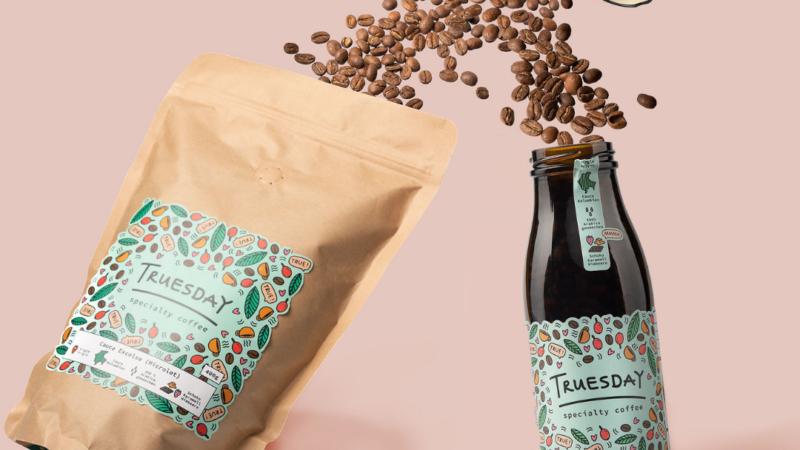 TRUESDAY bringt den ersten Kaffee mit True Price auf den Deutschen Markt