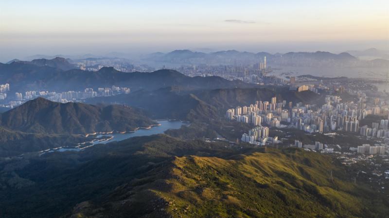 Die besten Wanderwege und Radrouten in Hongkong