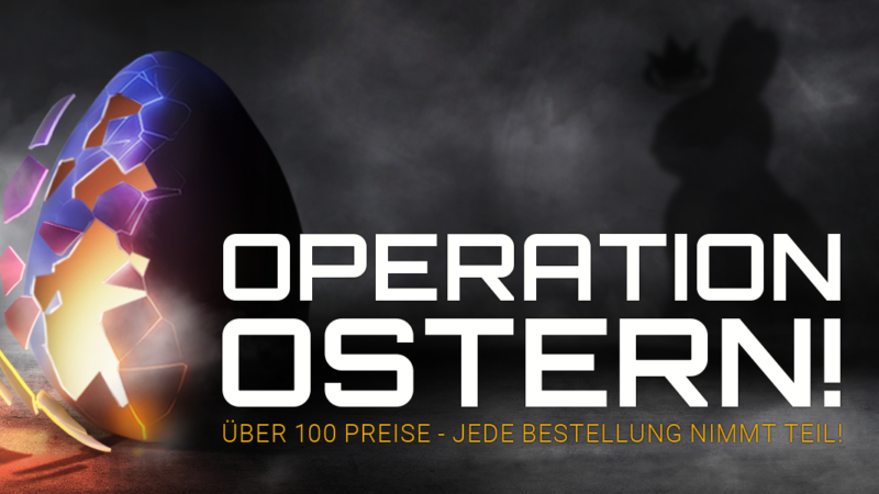 Caseking startet Operation Ostern