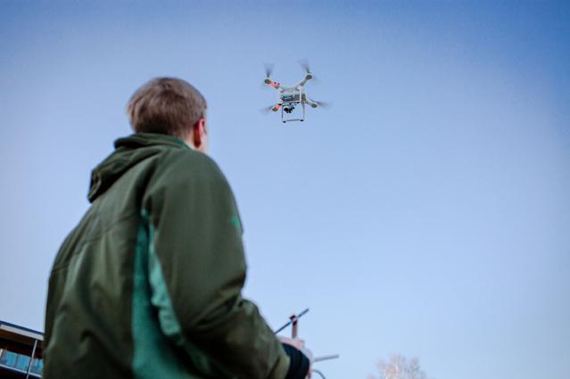 Wenn die Drohnen wieder fliegen – Verbraucherinformation der ERGO Group