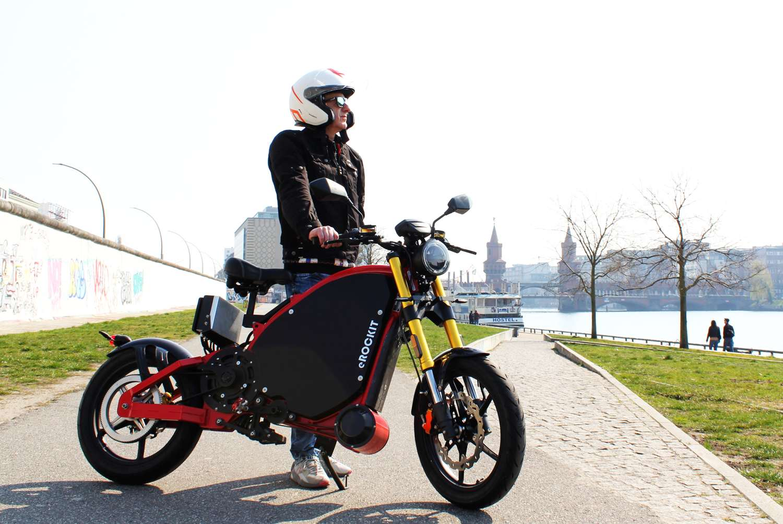 Motorradsaison 2021: Sauber und elektrisch in die Zukunft