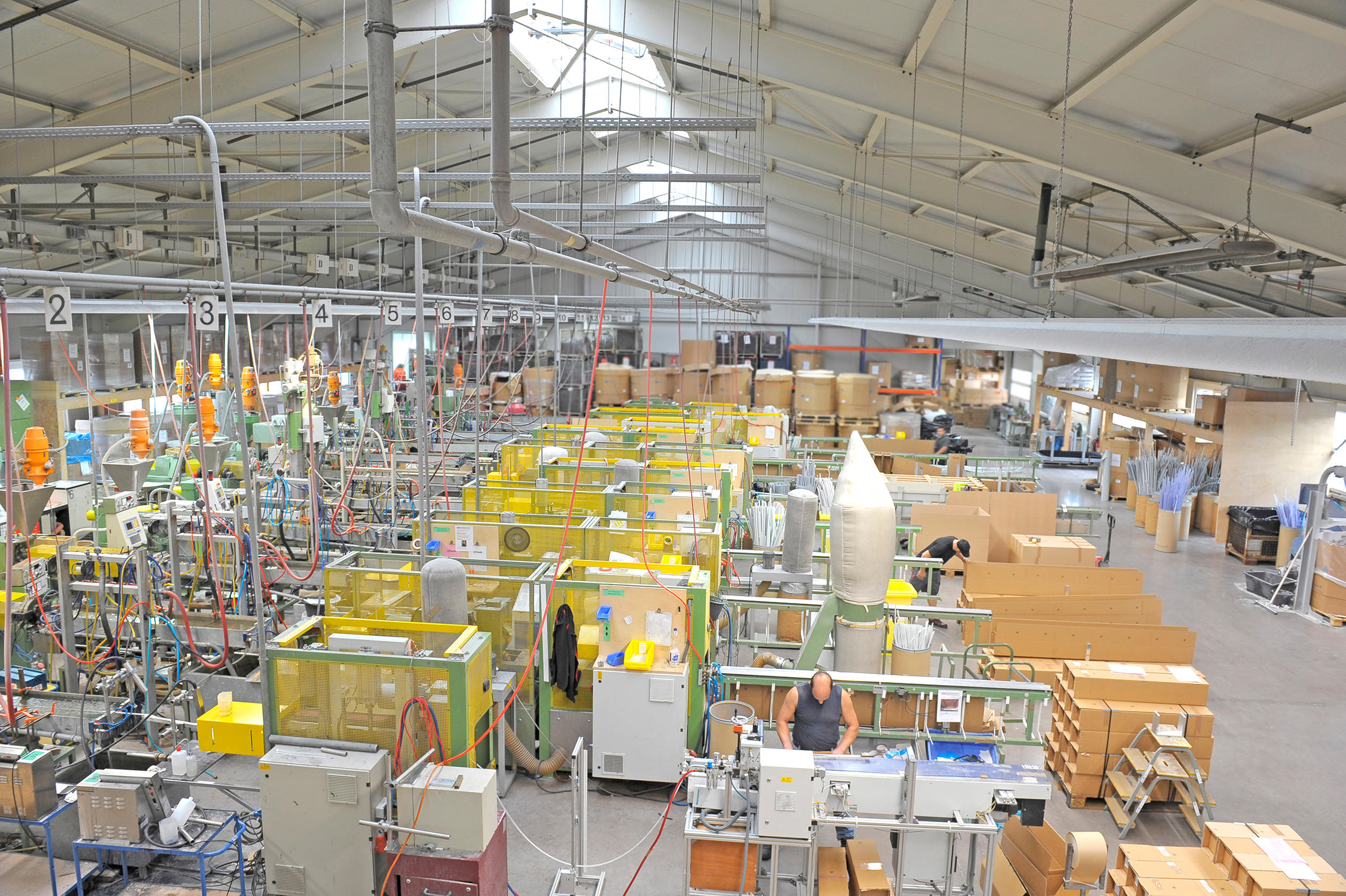 MES-Einführung in 3 Wochen: proMExS von Sack EDV-Systeme bei FLAIG Kunststoff-Technik