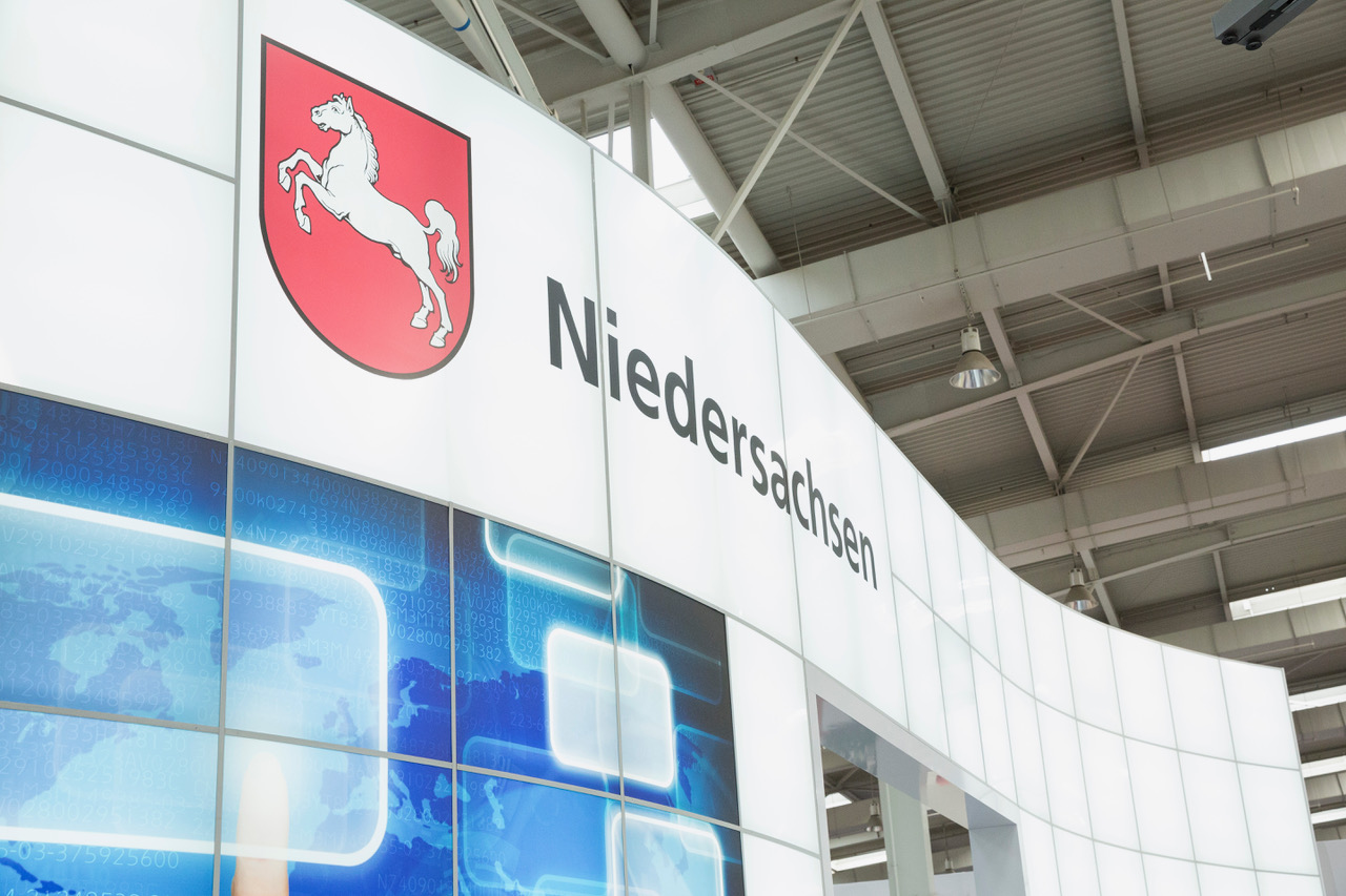 Niedersachsens starker Auftritt auf der digitalen Hannover Messe