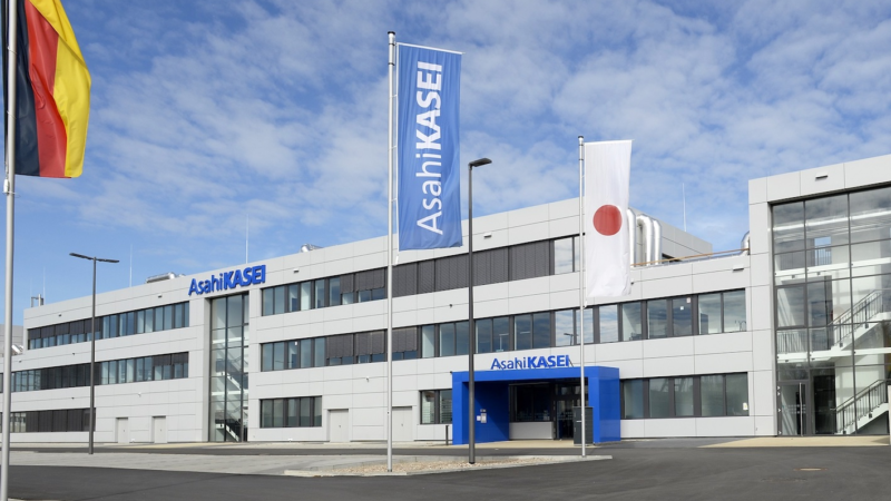 Asahi Kasei Europe uniting sales, marketing and R&D activities at Düsseldorf Harbour