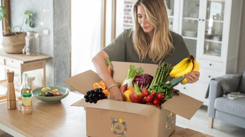 Die fruitonBox für gesundes Essen, Naschen und Schenken