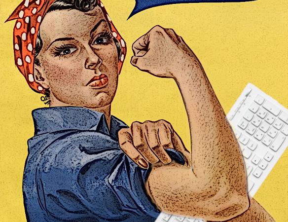 Mehr Frauen in die IT!
