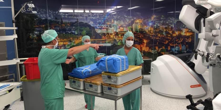 Minimalinvasive Versorgung von Aneurysma Patienten aus Bonn