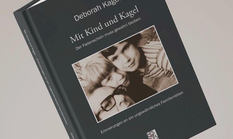 """Deborah Kagel – """"Mit Kind und Kagel"""""""