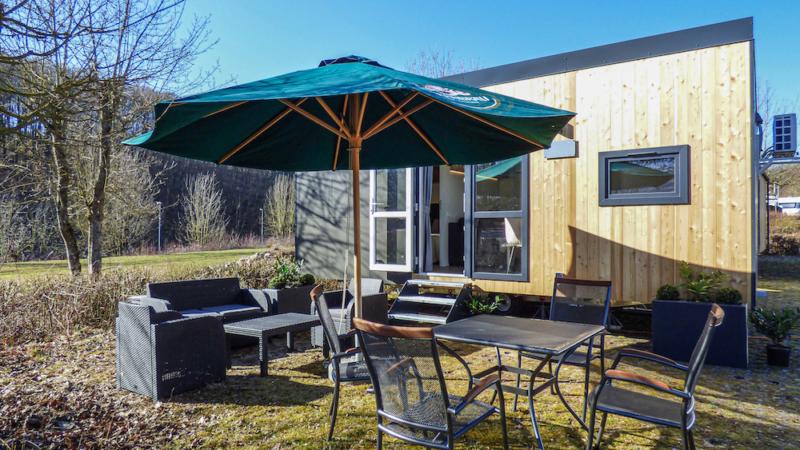 Der Traum vom eigenen Ferienhaus: Der Trend geht zum Tiny House