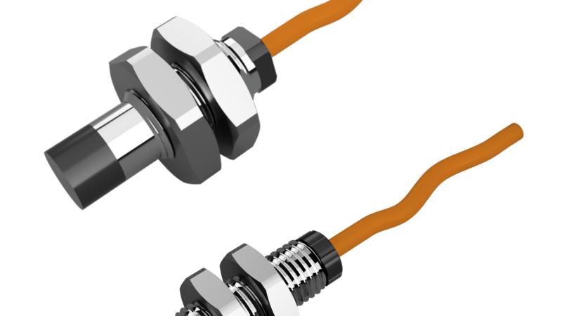 Eddy current sensors EZ1000 – non-contact measurements for ATEX areas
