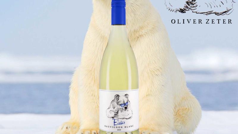 Eisbär – Sauvignon Blanc – Weißwein / Pfalz – Jetzt neu
