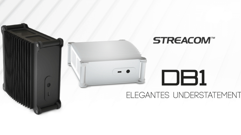 Geräuschlos und elegant: Das Streacom DB1 Mini-ITX
