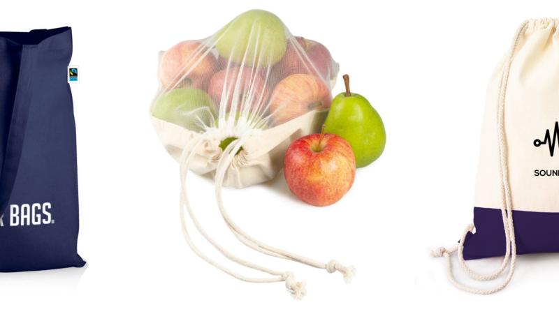 brilliant promotion® setzt auf nachhaltige Taschen von Mister Bags