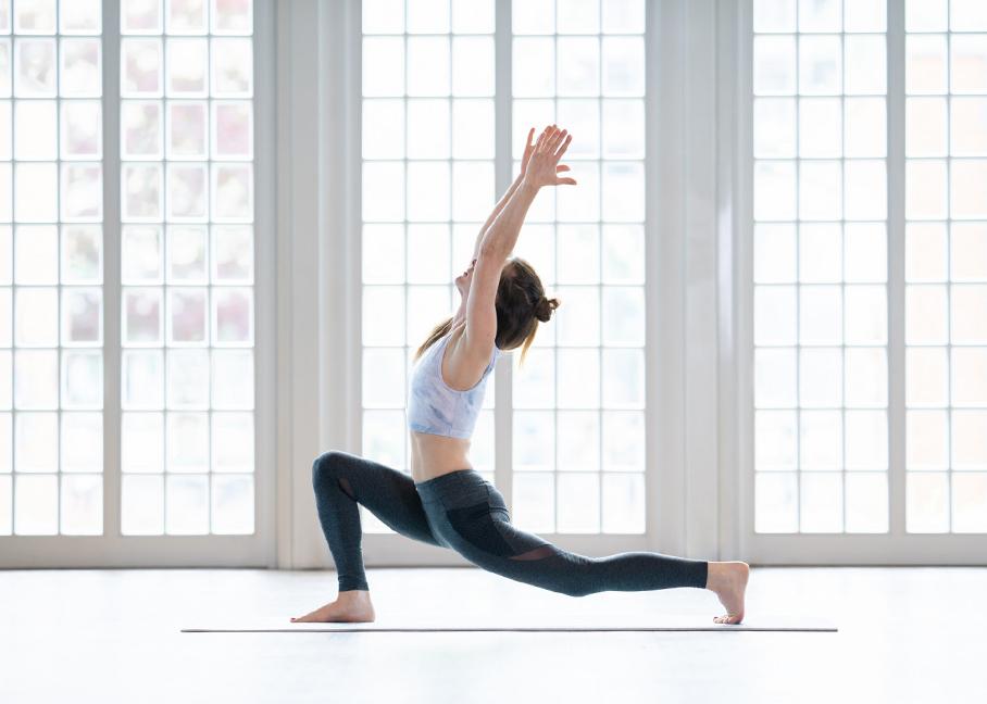 Teilnehmerstimme zur Yoga-Trainer-B-Lizenz