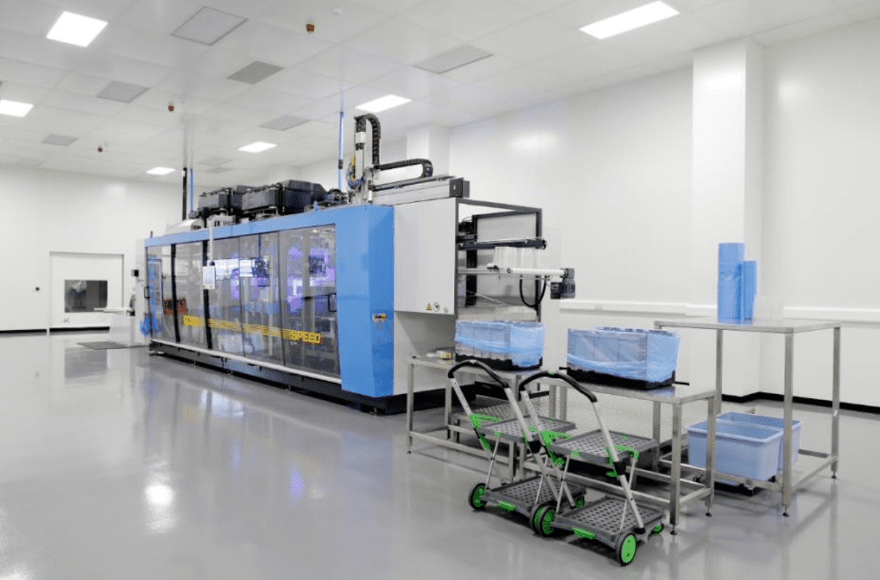 TEQs Muttergesellschaft Sonoco tritt dem Healthcare Plastics Recycling Council bei