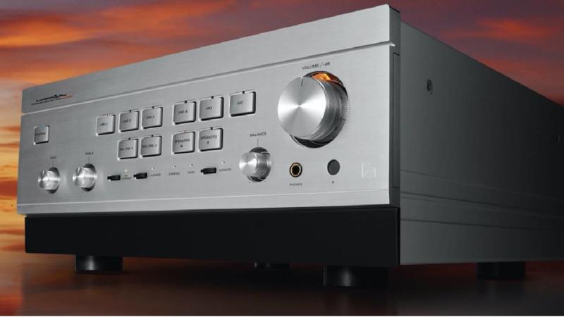Luxman präsentiert Class-A-Vollverstärker L-595A Special Edition
