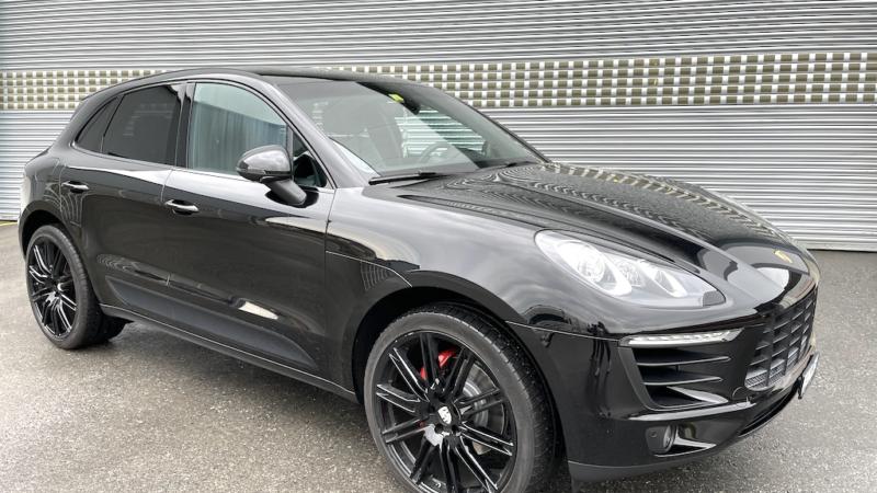 RemoteKEY Komfortsteuerung der Firma Mods4cars für Porsche Macan in Kürze erhältlich