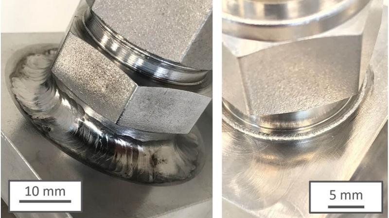 Laserschweißen im Vakuum: gesteigerte Qualität bei der Herstellung von Drucksensoren
