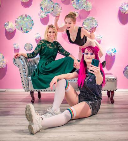 Pixtory – Das erste Instagram Selfie Fotostudio in Leipzig